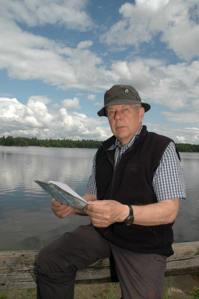 Kuukauden ulkoiluteko: Raision Rinkan tinkimätön puuhamies Jyrki Aaltonen
