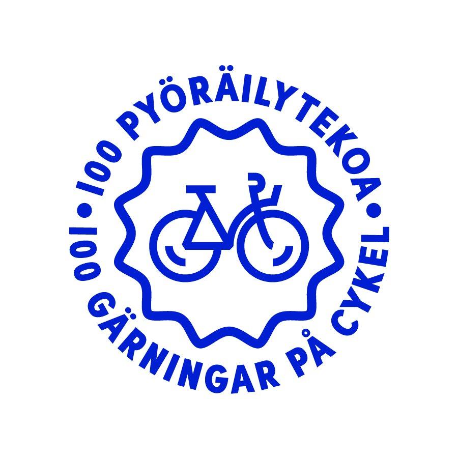 100 Pyöräilytekoa -kampanja on käynnistynyt!