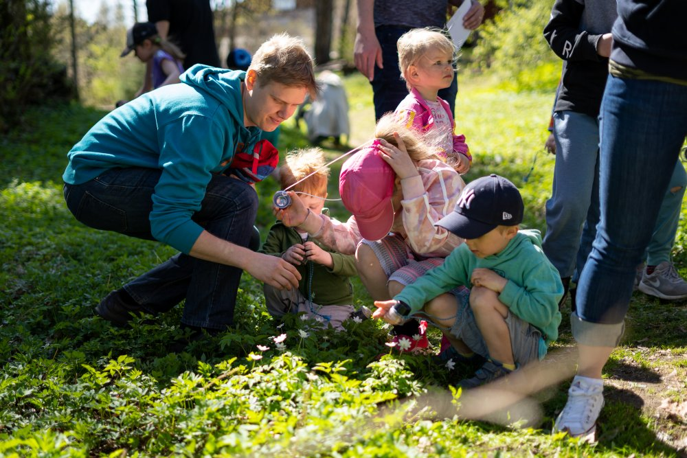 Unelmien liikuntapäivänä Suomen Ladun jäsenyhdistykset liikuttivat tuhansia