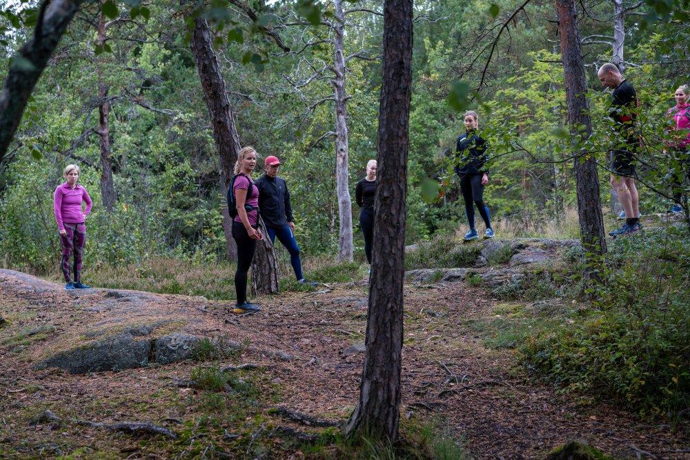 Koronarajoitukset ja suositukset Suomen Ladun tapahtumissa