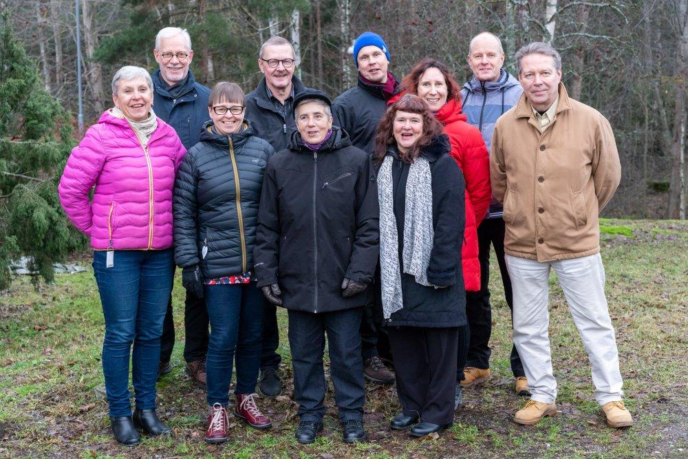 Hallituksen kausi käynnistyi Tampereella