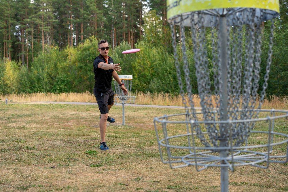 Suomen Ladun frisbeegolfin mestaruuskisat