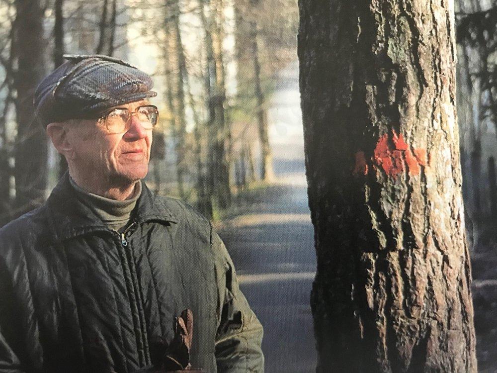 Tuumat ja tuntumat: Ulkoilun asiantuntija Esko Palmio Ladun rakentajana