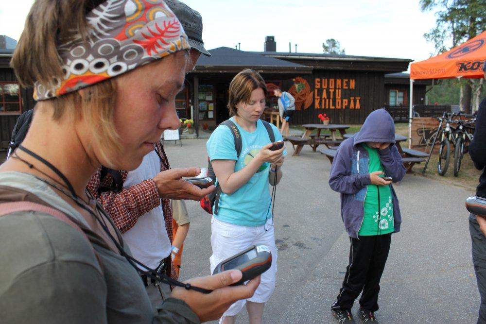 Geokätköilijät kokoontuvat kesäkuussa Kiilopäälle