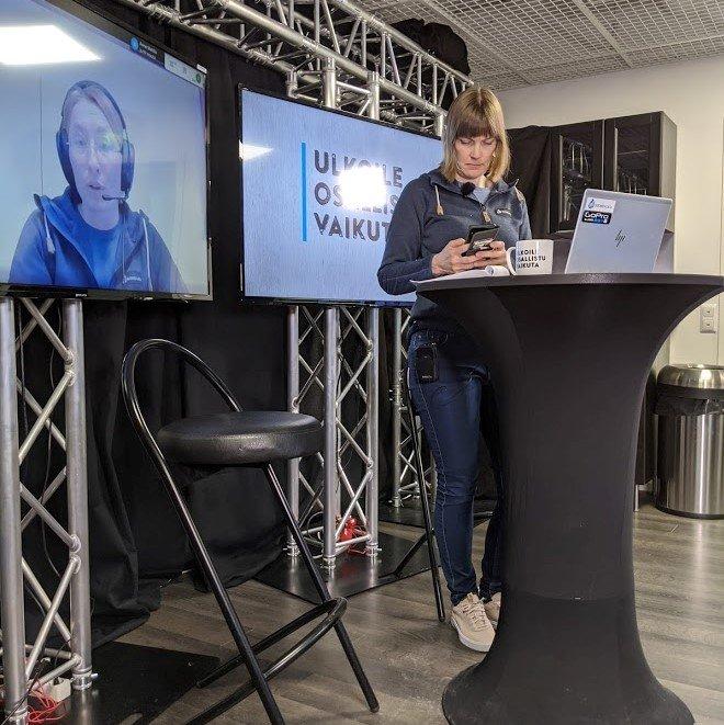 Suomen Ladun kevätkokous toteutettiin etänä