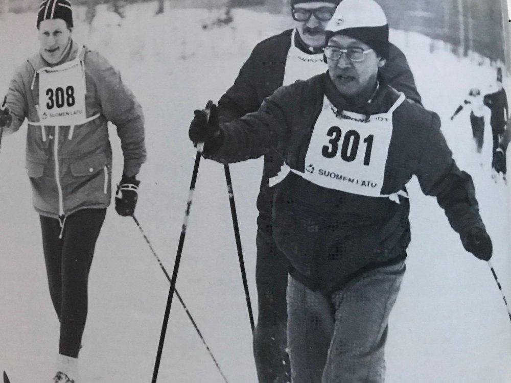 Tuumat ja tuntumat: Neuvostoliitto voitti hiihtokilpailut nootteja lähettämällä