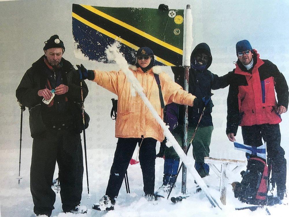 Tuumat ja tuntumat: Kilimanjarolle Suomen paras kehitysyhteistyöhanke (osa I)