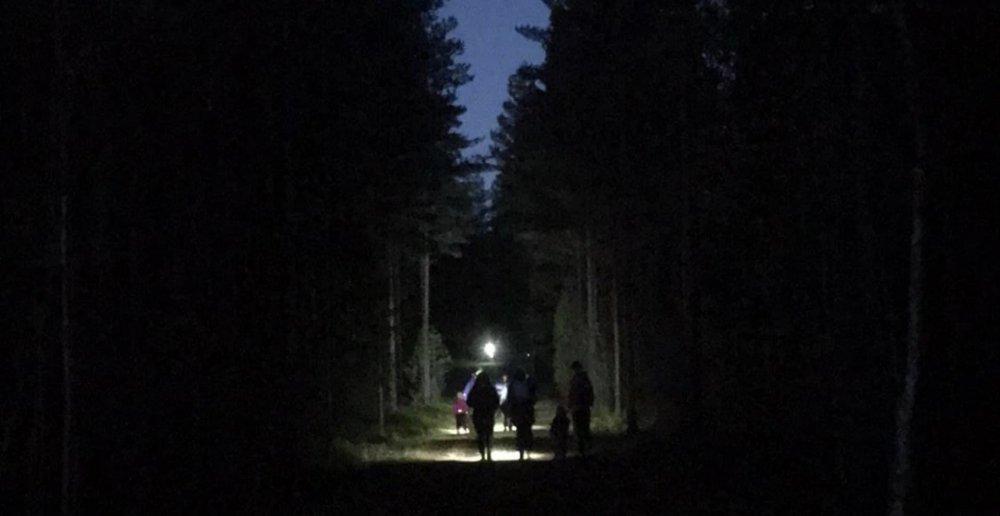 Kuukauden ulkoiluteko: Rauman Latu loi elämyksen – hämäräpolun suosio yllätti