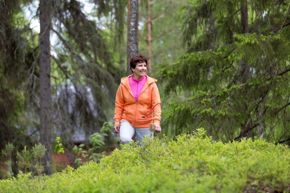 Luonto on Suomen suurin liikuntapaikka ja avoinna ympäri vuoden