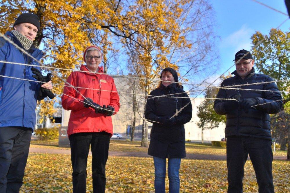 Latunen -verkostotapaaminen Tampereella 12.10.2019
