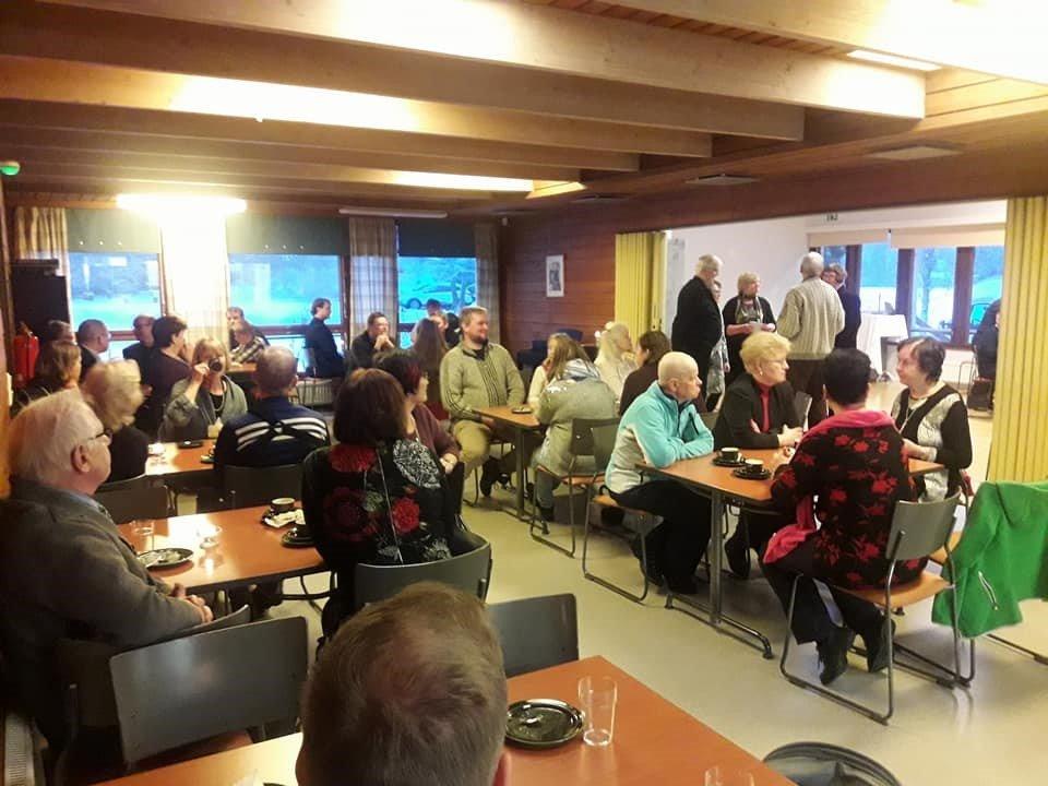 Leo Marttila kiittää latulaisia 80-vuotispäivän muistamisesta