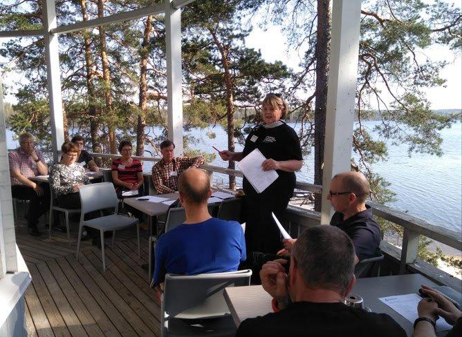 Lounais-Suomessa kohti kesää