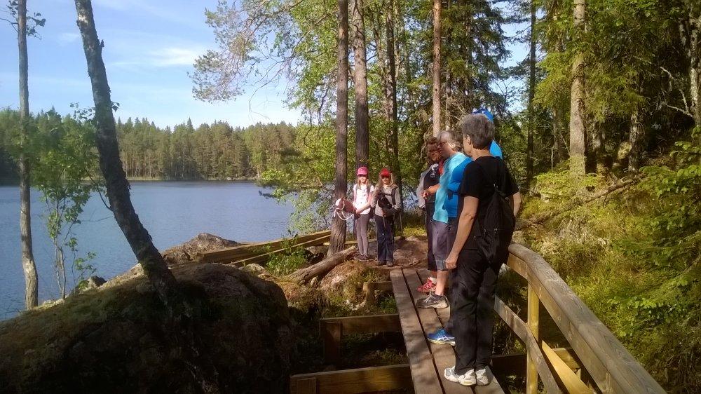 Lounais-Suomessa kesäfiiliksellä!