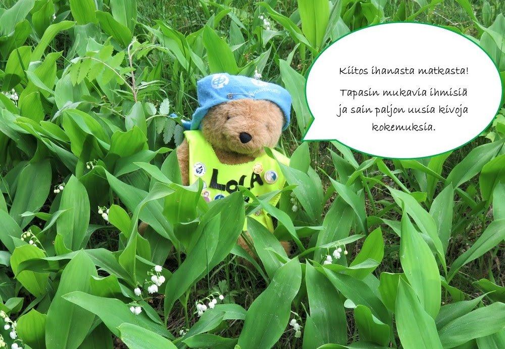Kesäterveiset Lounais-Suomesta