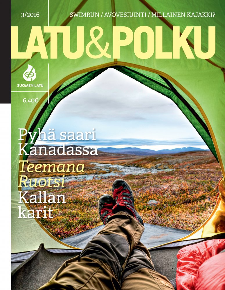 Maksuton Latu&Polku-lehden vuosikertatilaus yhdistyksille