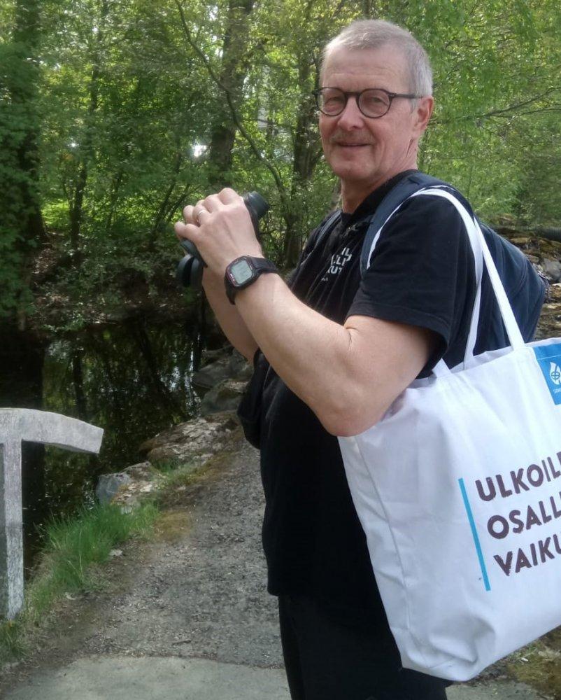 Esittelyssä: Markku Ilmavirta