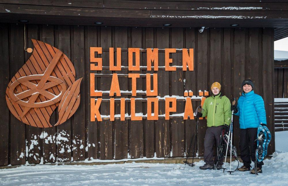 Suomen Latu Kiilopään jäsenviikot vuonna 2021