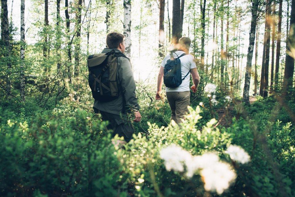 Yhteiskunnan terveystehdasta metsästämässä