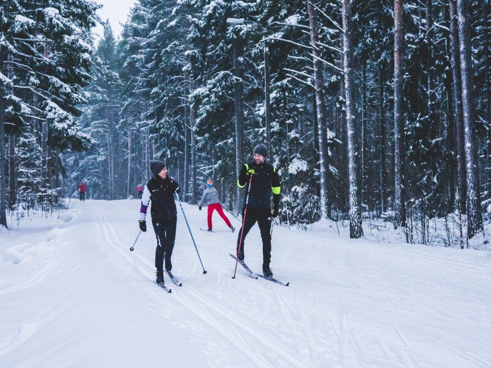 Suomen Ladun hiihtokiertue starttaa tammikuussa - hae kiertuetta paikkakunnallesi!