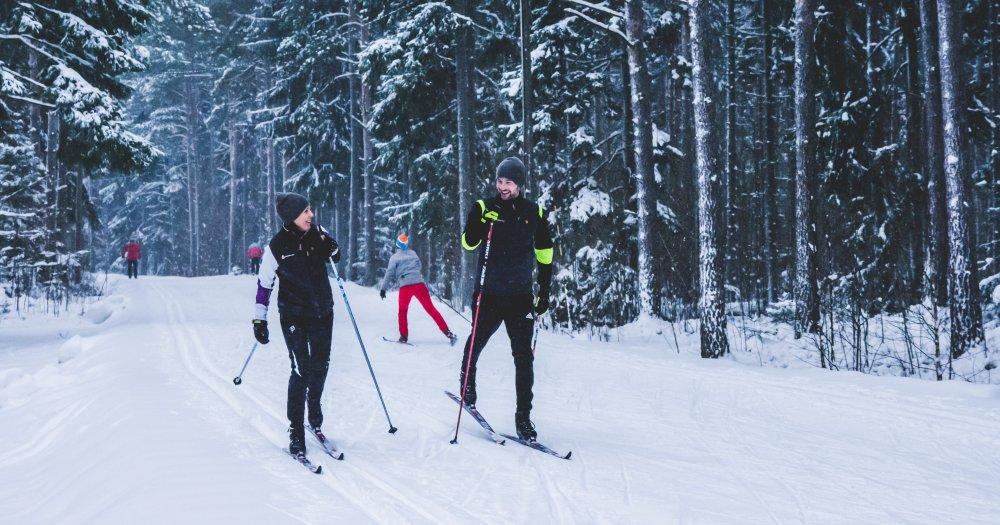 Suomen Ladun hiihtokiertue huipentuu maaliskuussa
