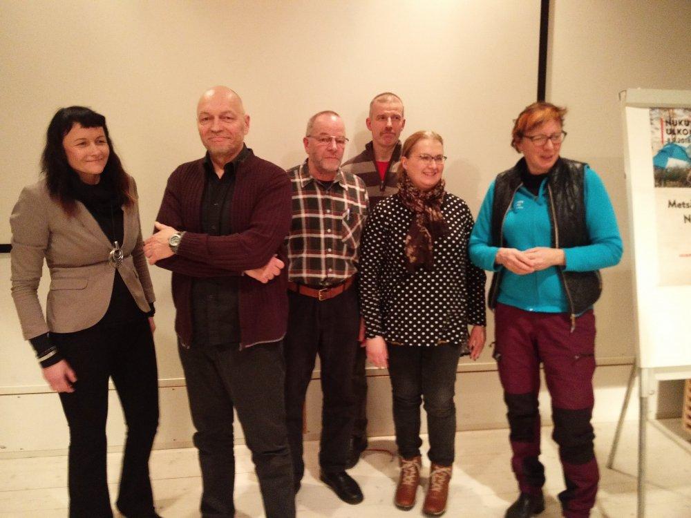 Uusi yhdistys Perhonjokilaaksoon