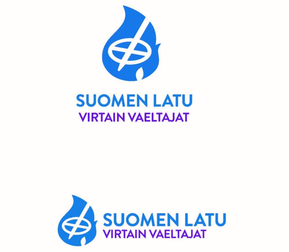 Virtain Vaeltajille oma logo Suomen Ladun mallin mukaan