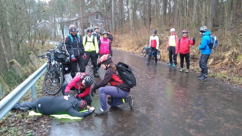 Pyöräilynohjaajakurssit alkavat maaliskuussa