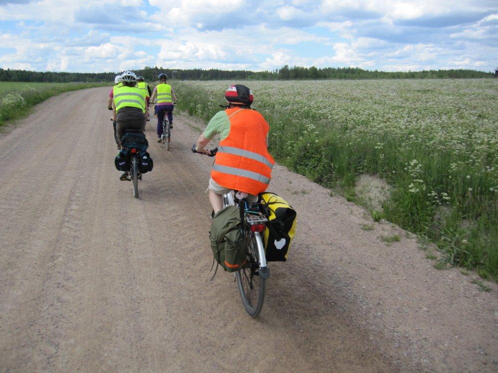 Yhdessä pyöräillen 14.5.2016