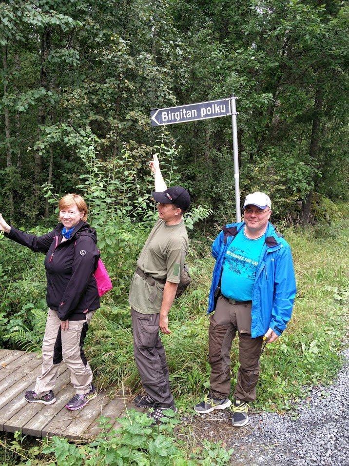 Helsingin Latu vapaaehtoistoimintaa kehittämässä