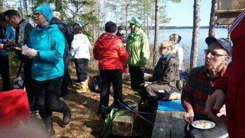 Keski-Suomen kesätohinaa