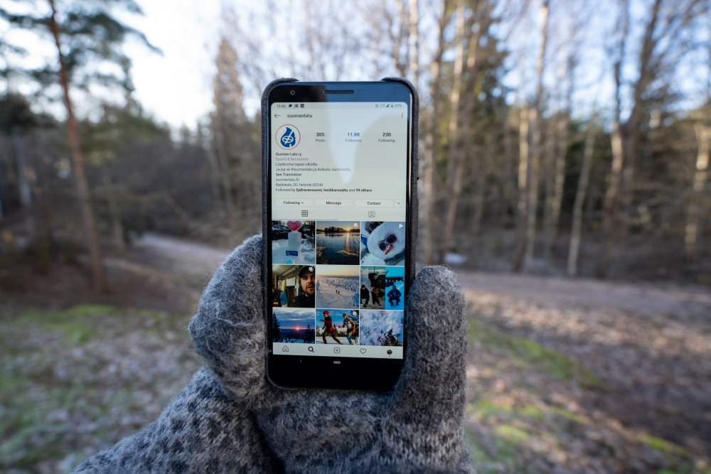 Ulkoilutoiminnan markkinointi sosiaalisessa mediassa -webinaari to 25.3.2021