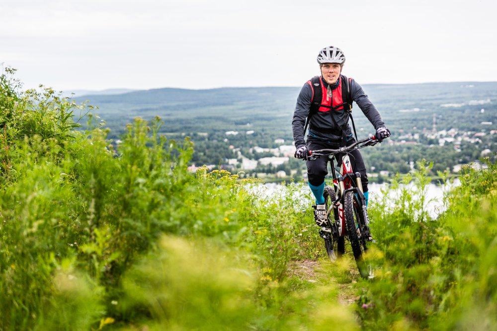 Kuukauden ulkoiluteko: Polkujen kartoittaminen siivitti maastopyöräilyn suosion huimaan nousuun Rovaniemellä